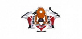 Kit carénage Honda CBR1000RR 12-15
