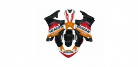 Kit carénage Honda CBR250R 11-13