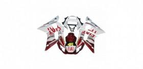 Kit carénage Yamaha YZF600 R6 98-02